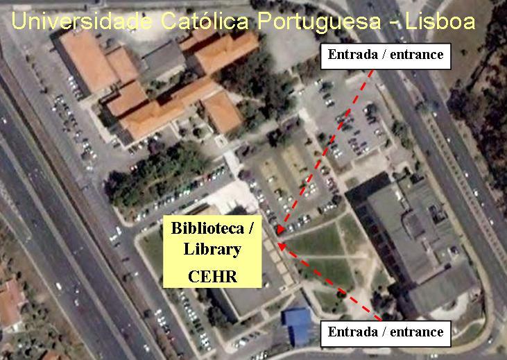 Planta UCP Lisboa