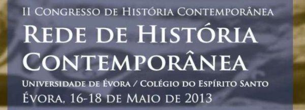 II Congresso Anual de História Contemporânea