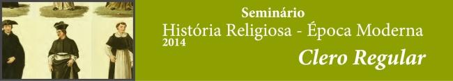 Seminário de História Religiosa Moderna