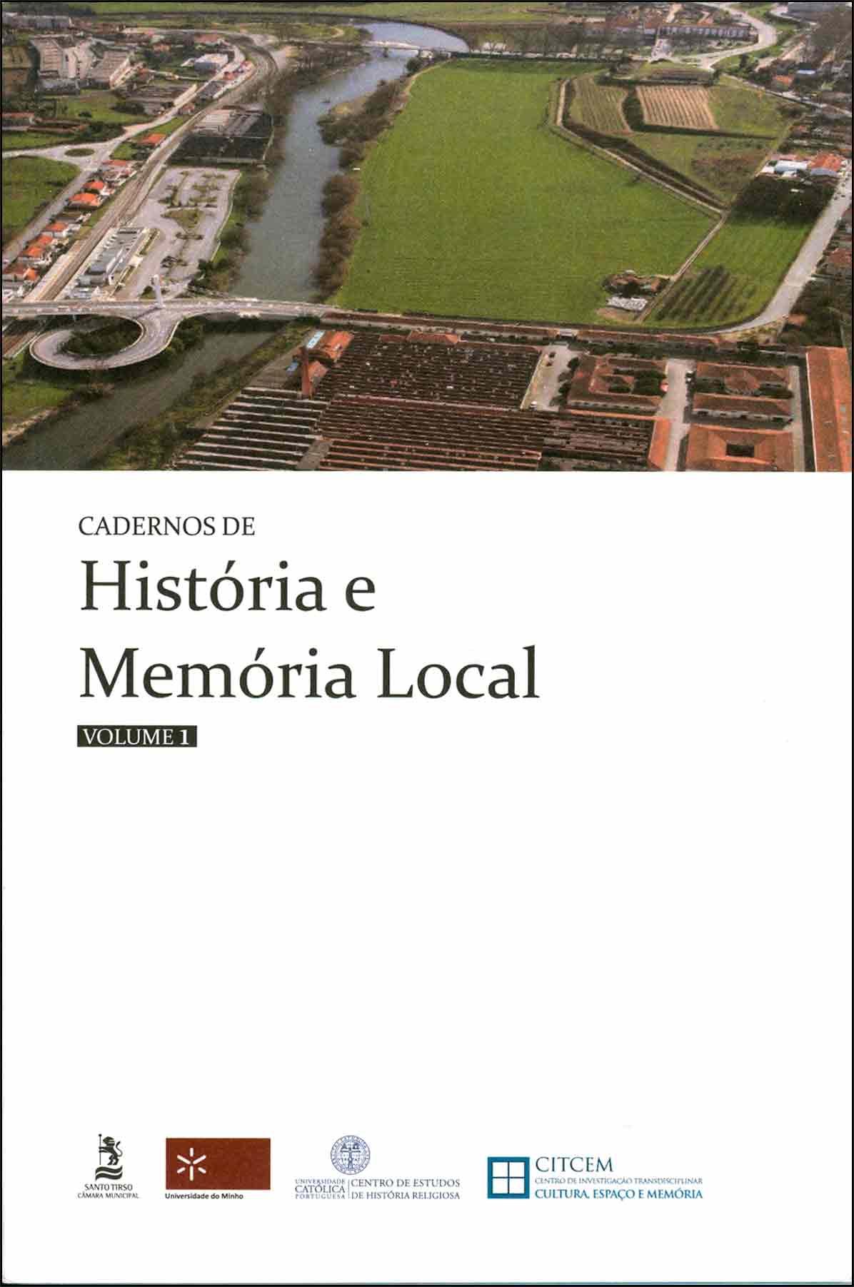 Cadernos de História e Memória Local, vol. 1