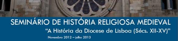 Seminário de História Religiosa Medieval