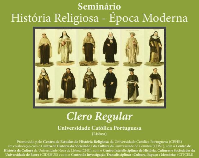 Seminário de História Religiosa Moderna 2014